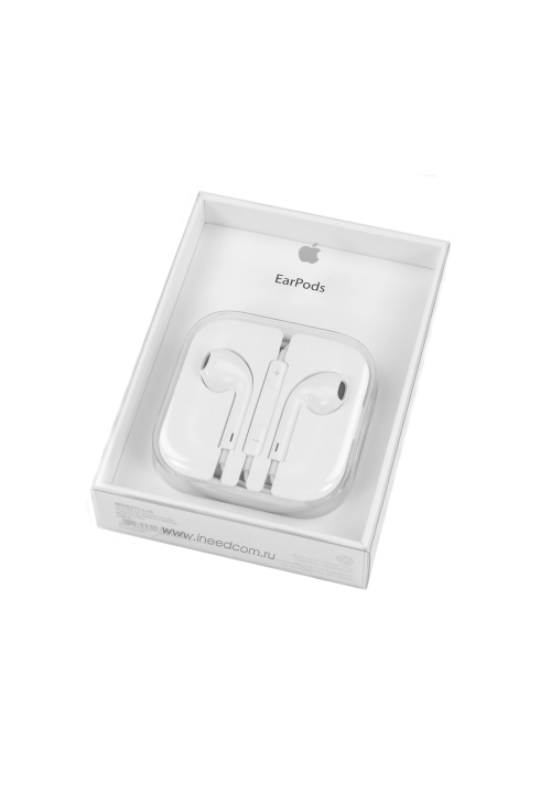 APPLE EARPODS MD827 BLISTER WHITE