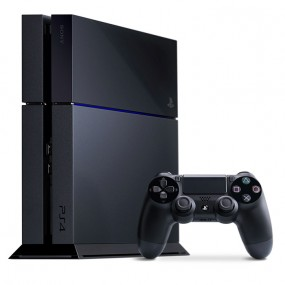 Sony Playstation 4 (PS4) 500GB Black EU
