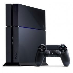 Sony Playstation 4 (PS4) 500GB Black EU