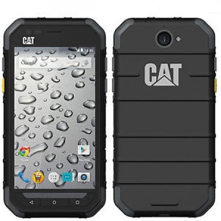 Caterpillar S30 4G DUAL BLACK E...