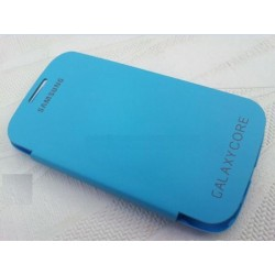 Samsung Flip Cover Galaxy Core Cyan