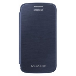 Samsung Flip Cover Galaxy Core Blue