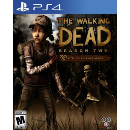 PS4 THE WALKING DEAD SEASON 2